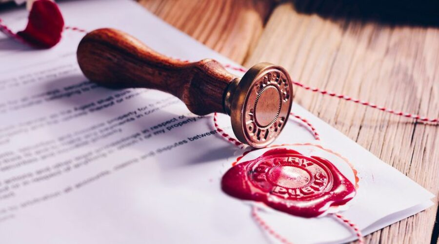Как проставить апостиль на документы